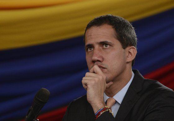 Venezuela: citan a declarar a Guaidó por supuesto complot