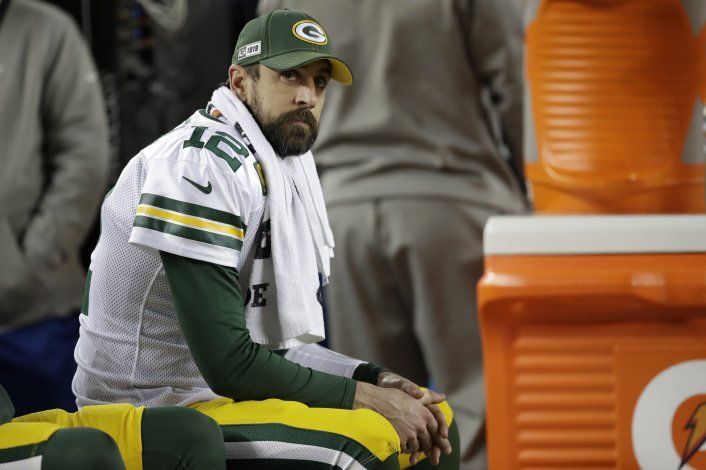 Rodgers se queda de nuevo a la orilla del Super Bowl