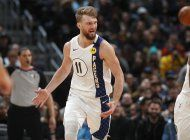 sabonis logra ?triple doble?; pacers vencen a nuggets
