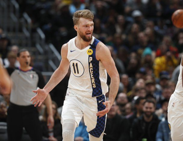 Sabonis logra 'triple doble'; Pacers vencen a Nuggets
