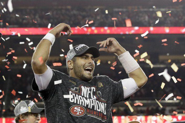 Chiefs y 49ers acertaron con quarterbacks y van a Super Bowl