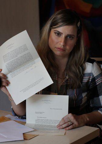 """Es un secreto"": Una carta narra abusos en escuela mexicana"