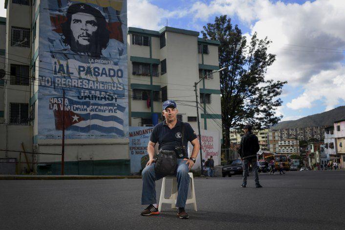 Los rostros de la división política en Venezuela