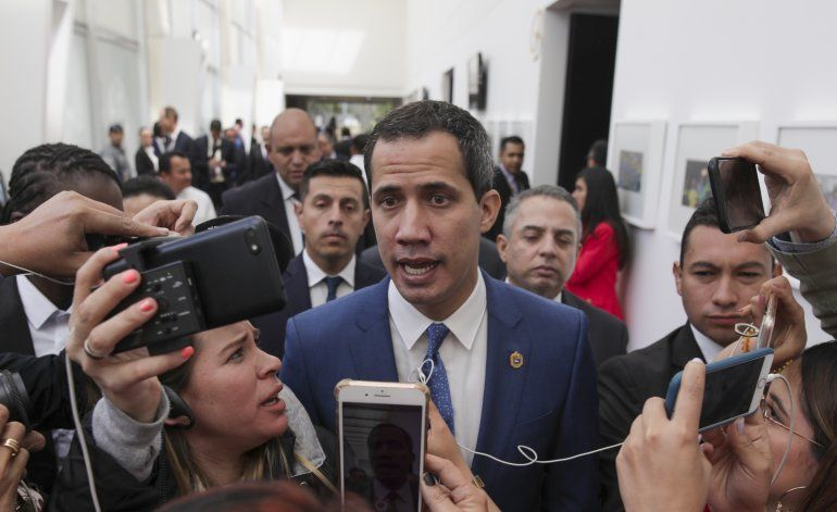 Guaidó y aliados acusan a Maduro de fomentar terrorismo