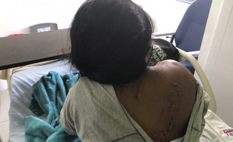 Indígena panameña acepta orar, pero secta mata su hija