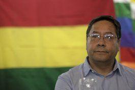 arce, candidato presidencial boliviano, llama a la unidad