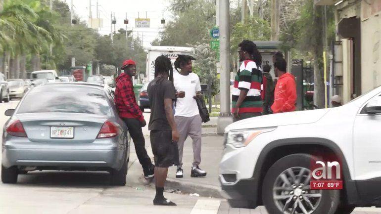Dos tiroteos en un mismo vecindario de Miami dejaron un muerto y cuatro heridos