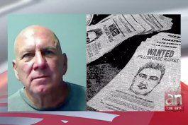 arrestan a presunto violador que aterrorizo a miami en los anos 80´s