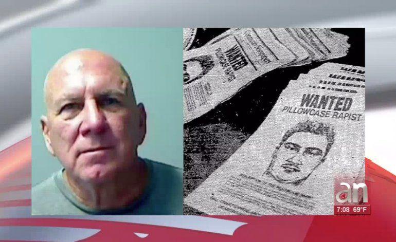 Arrestan a presunto violador que aterrorizó a Miami en los años 80´s