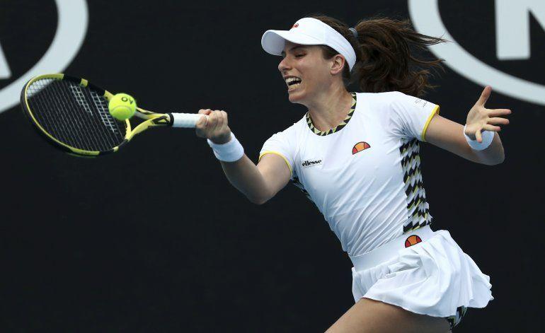 Sharapova es una incógnita tras derrota en Australia