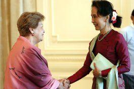 comision myanmar: ejercito pudo cometer crimenes de guerra