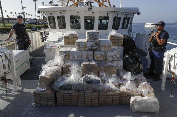 EEUU usará fondos para opioides en cocaína y metanfetaminas