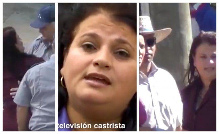 Reclutó niños para la represión y ahora es vicegobernadora de La Habana