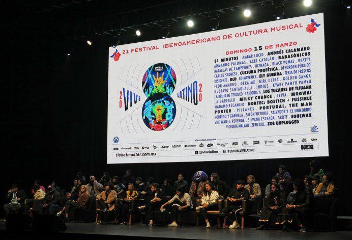 El Vive Latino será más sostenible en 2020
