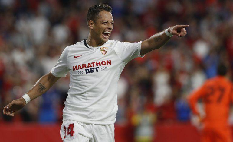 El Chicharito Hernández ficha con el Galaxy