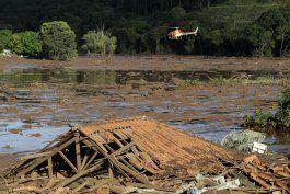 brasil: fiscalia denuncia a minera y ejecutivos por represa
