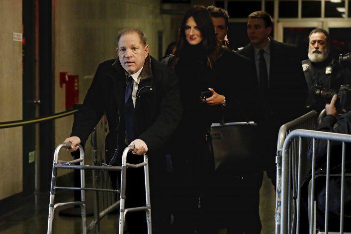 """Defensa de Weinstein busca usar """"emails amorosos"""" en juicio"""