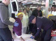 llega a miami la dama de blanco, xiomara cruz con grave enfermedad