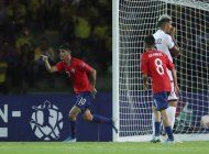 preolimpico: colombia golea y chile sigue perfecto