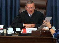 en juicio a trump, juez regana a fiscales y a defensores