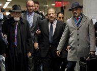 momento #metoo: comienza juicio de weinstein por violacion