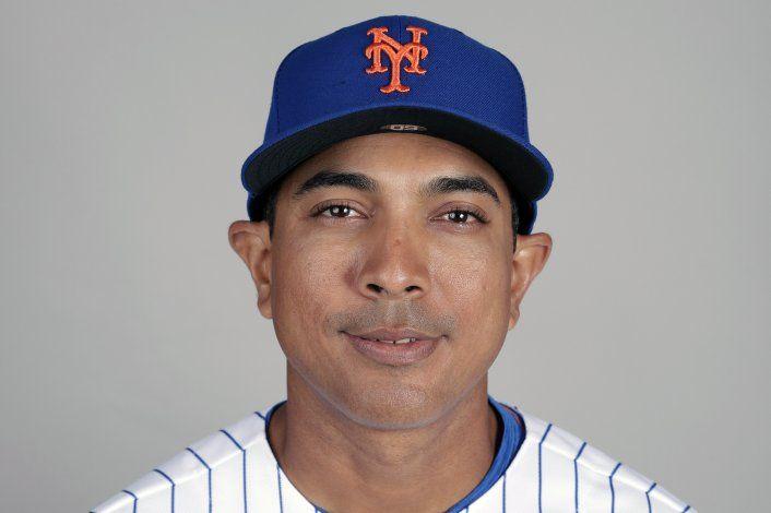 Dominicano Luis Rojas será el nuevo mánager de los Mets