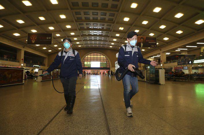 Competiciones en China afectadas por enfermedad respiratoria