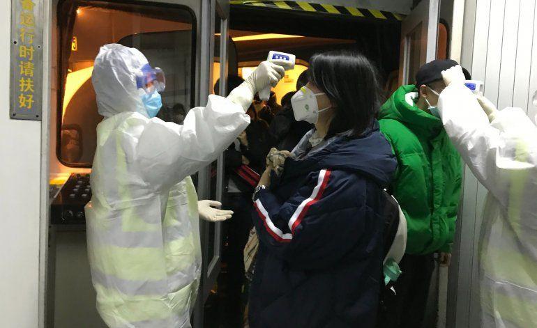 China aísla a la ciudad de Wuhan debido al coronavirus