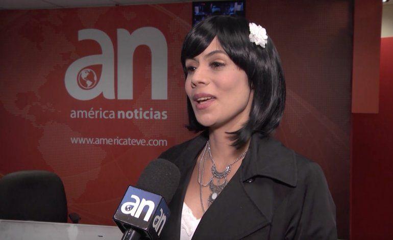 La activista Ana Olema responde a las acusaciones de la Televisión cubana