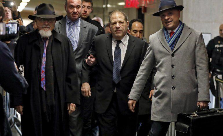 Momento #MeToo: comienza juicio de Weinstein por violación