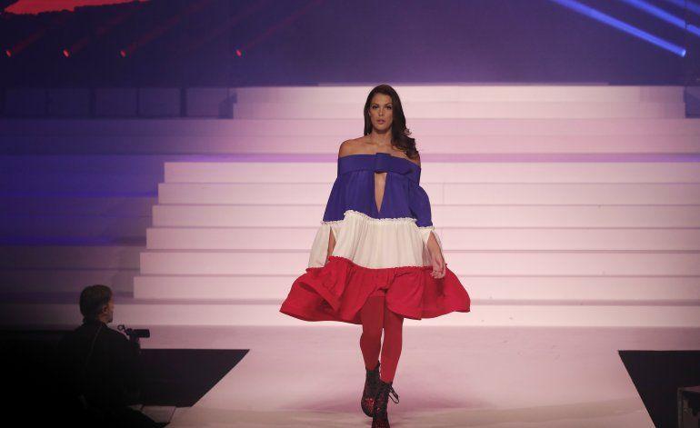 Gaultier se despide de las pasarelas en París