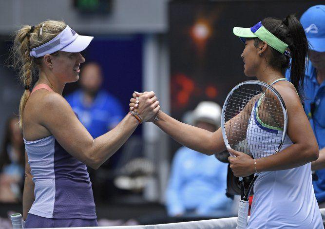 Nadal vence a Delbonis en la segunda ronda en Australia