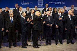 lideres mundiales planta cara al antisemitismo en jerusalen