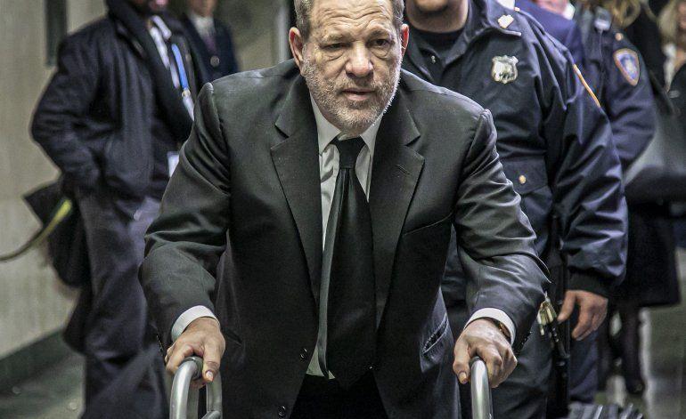 De #MeToo a su juicio: la caída legal de Harvey Weinstein