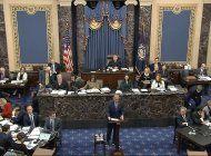 juicio politico a trump: mas de lo mismo termina cansando