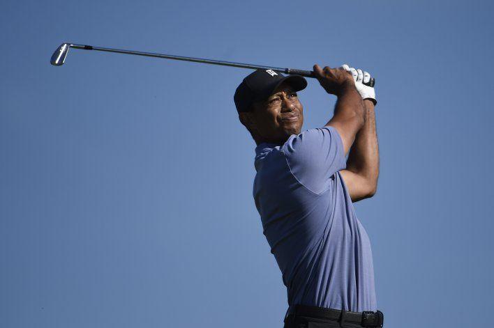 Dirigentes confían en regreso de Tiger Woods a México