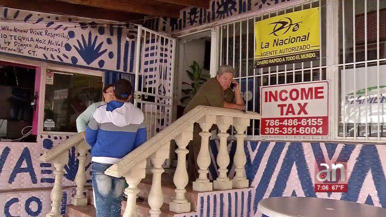 Incendio consume taqueria de La Pequeña Habana