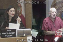 en corte el presunto violador que aterrorizo a miami en los anos 80´s