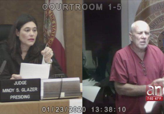 En corte el presunto violador que aterrorizó a Miami en los años 80´s