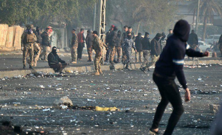 Aumentan asesinatos dirigidos durante protestas en Irak