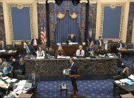 democratas: trump ?es quien es?, volvera a abusar del cargo