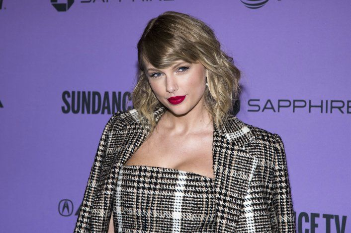Taylor Swift sacude a Sundance con revelador documental