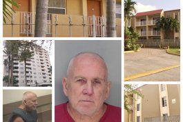 america noticias recorre apartamentos donde el violador de las fundas de almohadas ataco a sus victimas