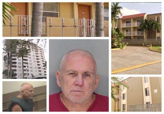 América Noticias recorre apartamentos donde el violador de las fundas de almohadas atacó a sus víctimas