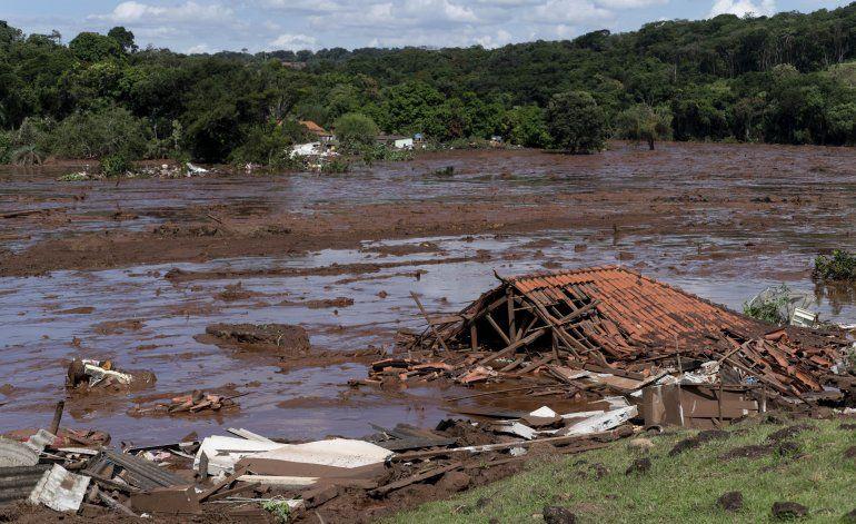A 1 año de tragedia por represa, Brumadinho sigue herida