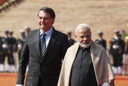 india y brasil pactan lazos en biocombustibles y otras areas