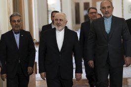 gobierno irani dice seguir dispuesto a negociar con eeuu