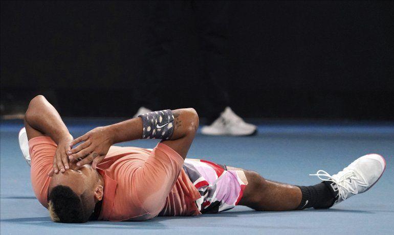 Nick Kyrgios gana y se medirá contra Nadal en Australia