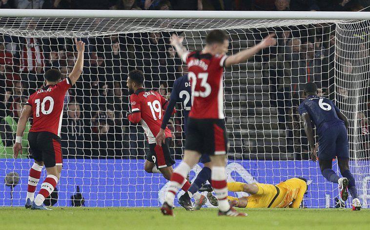 Southampton empata con Tottenham en Copa FA