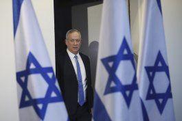 benny gantz, rival politico de netanyahu, vera a trump